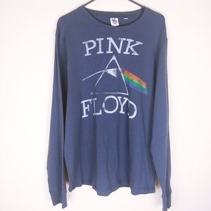 Pink Floyd Junk Food Clothing Long Sleeve Top.